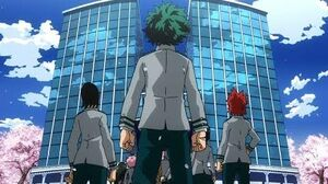『僕のヒーローアカデミア』(ヒロアカ)TVアニメ第4期PV第1弾