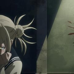 Primera aparición en el anime.