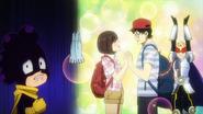 Minoru, Toru and Yuga finished helping a couple out
