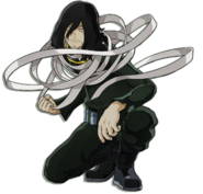 Shota Aizawa One's Justice Design