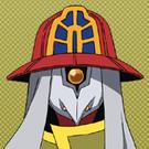 Backdraft Portrait Anime