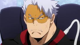 Blood King anime