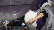 Tamaki Amajiki defeats Setsuno, Hojo & Tabe (Anime)