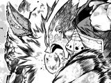 Izuku Midoriya vs Kai Chisaki