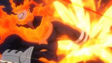 Hell Flame anime