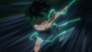 Izuku rushes to find Katsuki