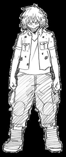 Juzo Honenuki civil