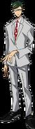 Sir Nighteye Anime