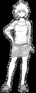 Mitsuki Bakugo Fullbody Profile