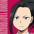 Momo Yaoyorozu Portrait01