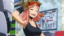 Mei needs a bath