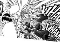 Curious Squad attacks Himiko Toga