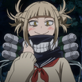 Himiko Toga headshot