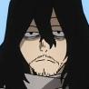 Shouta Aizawa Anime Portrait