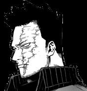 Endeavor's scar