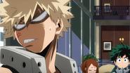 Katsuki hates the love story