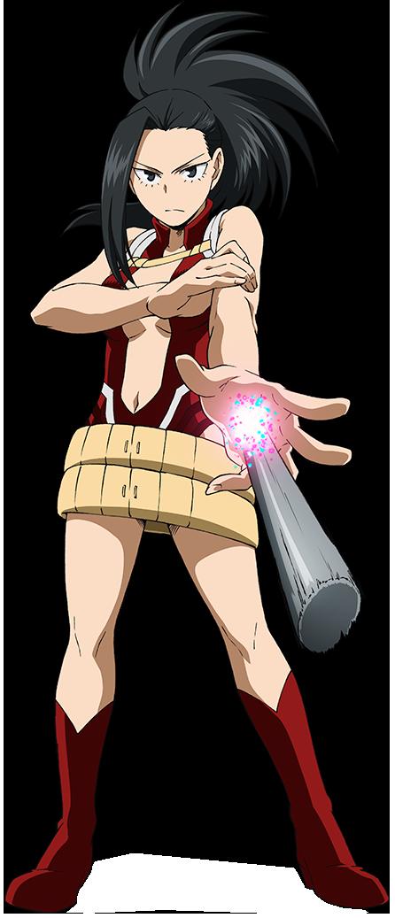 Momo Yaoyorozu My Hero Academia Wiki Fandom