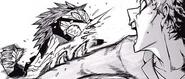 Red Riot vs. Blade Villain (Manga)