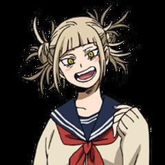 Diseño de su ropa casual en el anime.