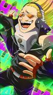 Present Mic Character Art 3 Smash Tap