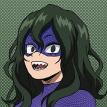 Setsuna Tokage Anime Portrait