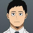 Naomasa Tsukauchi Anime Portrait