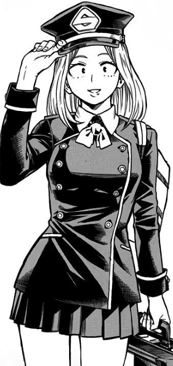 Camie Student Uniform