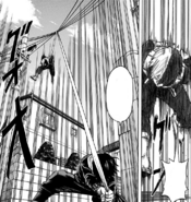 Aizawa binds Shoto manga