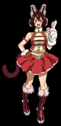 Mandalay anime profile