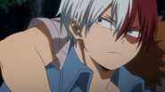 Shoto part of the Bakugo Escort Squad