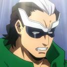 Crust Portrait Anime