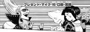 Kyoka & Koji vs. Present Mic