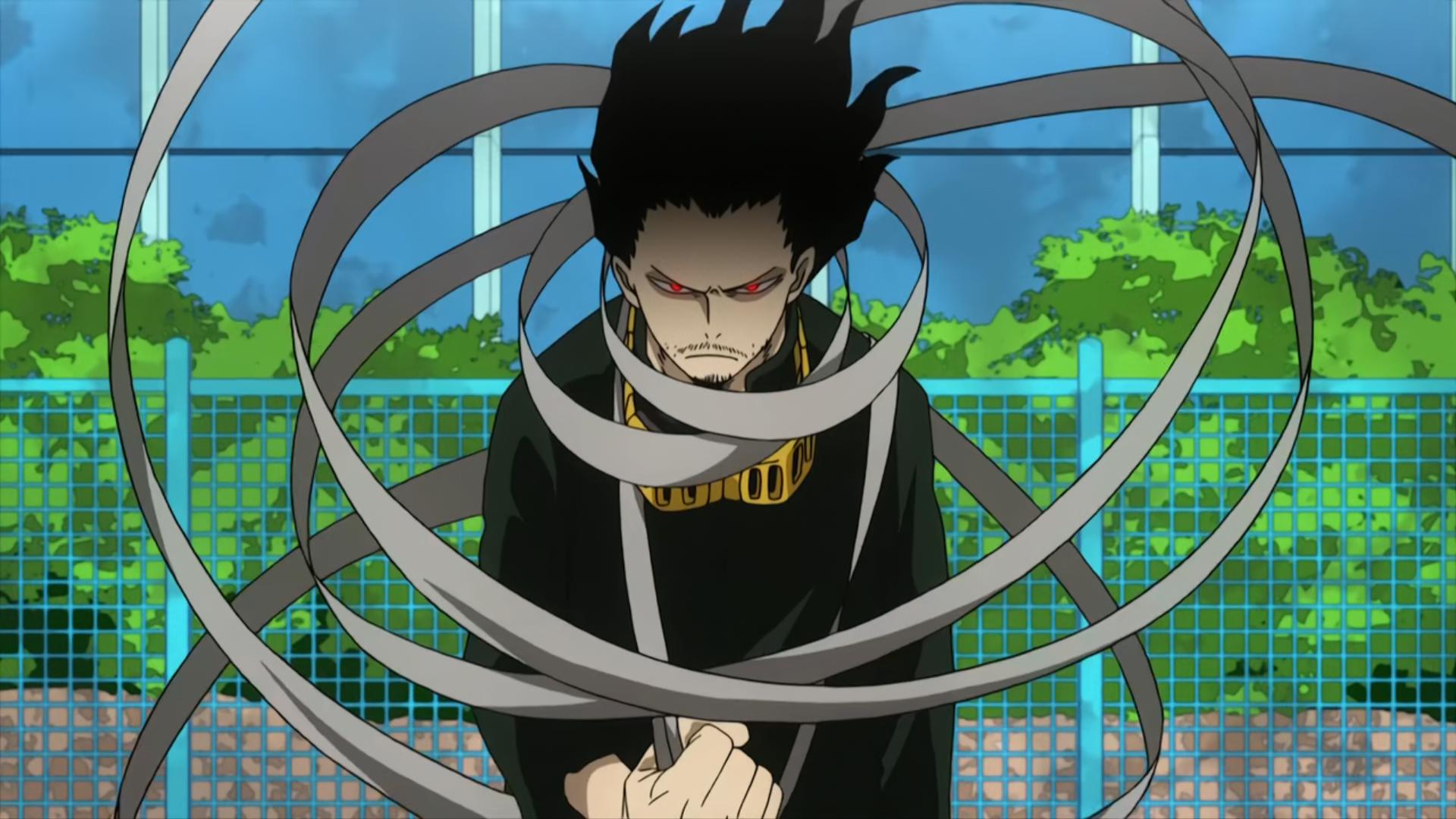 Boku no Eraser Head Aizawa Shouta My Hero Academia Goggles and Belt -