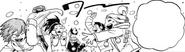 Class 1-A Snowball Fight omake