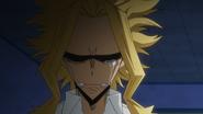 Toshinori cryes