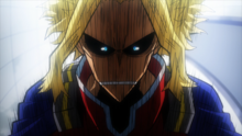 All Might will not die