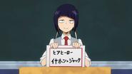 Kyoka Jiro chooses her hero name