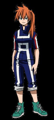 Itsuka Kendo UniformB