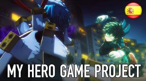 My Hero Game Project - Trailer (Spanish)