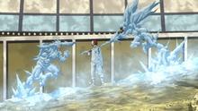 Shoto Todoroki vs villains 2