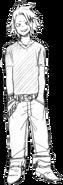 Denki Kaminari Civilian Profile
