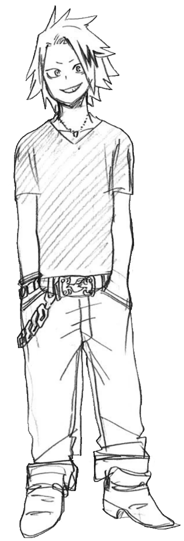 Denki Kaminari My Hero Academia Wiki Fandom