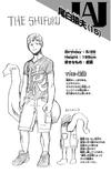 Mashirao Volume 2 Profile