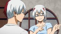 Shoto y su hermana
