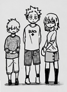 The Todoroki children