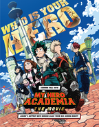 My Hero Academia The Movie Poster 2 English