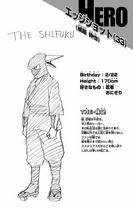 Volume 10 Shinya Kamihara Profile