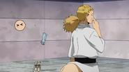 Embarassed Toru