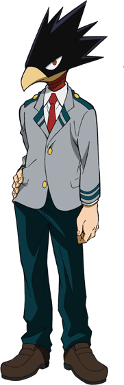 Fumikage Tokoyami Uniform