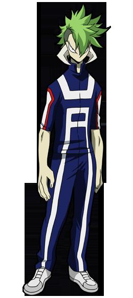 Togaru Kamakiri Anime Profile